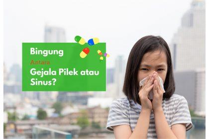 infeksi pilek atau sinus